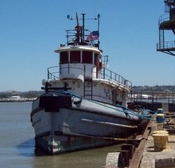 USS Hoga 2012